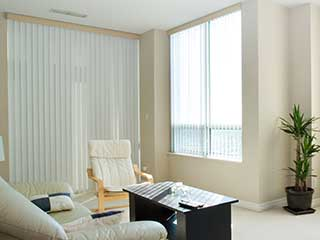 Affordable Vertical Blinds | San Mateo CA